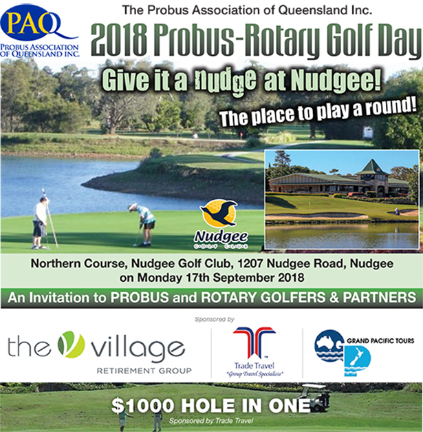 PAQ Golf Day 2018